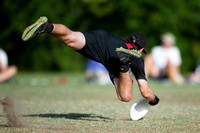 Saturday Pre-Qtrs - 2016 USA Ultimate College Championships
