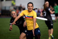 United States Women vs Colombia Women - WUGC 2016