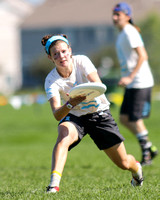 U19 Girls Semfinals - 2016 USAU Youth Club Championships