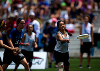 Women's Final Stanford v Whitman - 2016 USA Ultimate College Cha
