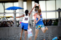 Round 5 - Women's Pool Play - USAU Beach Championships 2016