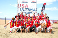 Team Photos from 2016 USAU Beach Nationals