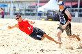 Round 2 - Mixed Masters Pool Play -  USAU Beach Championships 2016