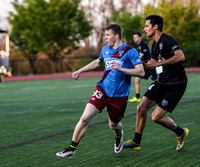 PHL Spinners @ DC Current - MLU - 4/16/16