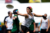 Womens Semi Stanford v Oregon - 2016 USA Ultimate College Champi