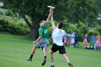Saturday Open Division Action at Chesapeake Open 2009.