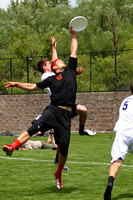 Sunday Open Semi-Final action from 2012 College Nationals
