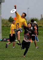 2012 Colorado High School State Championships, Men's Division, Sunday, Semifinals
