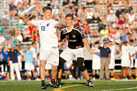 Boston Whitecaps vs DC Current -- June 7, 2014