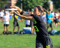Sunday Action - 2017 USAU Northeast Regionals