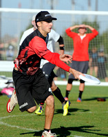 USA Ultimate Nationals Championships 2013 - Drag'n Thrust vs Odyssée 1st Round Pool Play