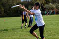 Round 1 - Fairfax Ultimate Fall HS Tourney 2017