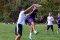 Round 2 - Fairfax Ultimate Fall HS Tourney 2017