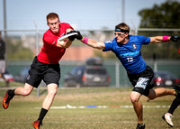 USA Ultimate National Championships 2013 - Sunday Men's Third Place