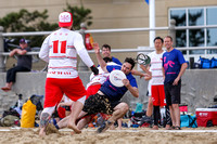 Sunday Highlights - USAU Beach Championships 2018