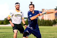 Dallas Roughnecks vs. Tampa Bay Cannons - AUDL