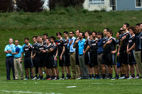 SF Dogfish v. Seattle Rainmakers at Boxer Stadium 4/12/2014