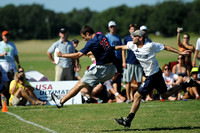 2010 Open Club National Championship Game -- Revolver vs. Ironside