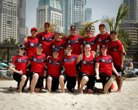 Canada Mixed Masters Team Photo - WCBU 2015