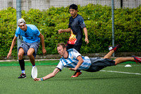 Sunday Friendly WUCC 2014 Action