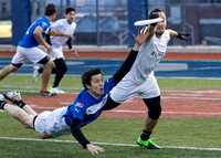 New York Rumble vs Philadelphia Spinners -- April 19, 2014