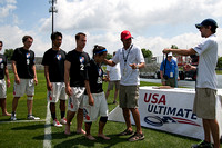 Mixed Final - 2014 USAU US Open