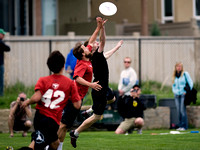 Saturday 2:30pm round -- 2011 USAU College Championships