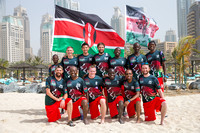 Kenya Open Team Photo - WCBU 2015
