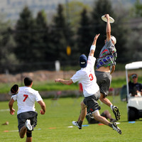 Friday 4:30pm round -- 2011 USAU College Championships