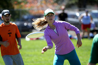 Semis Action at UltiFest 2014 held in Flagstaff, Arizona Oct