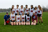 Saturday Action, Girls -- USAU 2014 HS Northeastern Championships