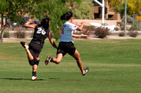Saturday women's action from SW D-I Regionals 2012