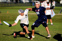 USA Ultimate Nationals Championships 2013 - Doublewide vs Ironside 5th Round Pool Play