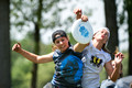 Power Pool K - Revolution, Traffic, QUB, and Woodchicas - Women's Division - WUCC 2014