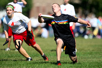 USAU Northeast Mixed Regionals 2014 -- Saturday