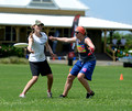 Round 2 - Hot Flash vs Atlantiques - Masters Championships 2014