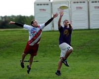 Saturday Action from 2011 Mid-Atlantic Mixed Regionals