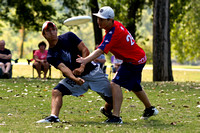 Championship Round Action from 2011 South Open Regionals
