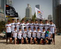 Germany Mixed Team Photo - WCBU 2015