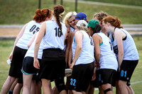 USA Ultimate Southern High School Regional Championships 2014 - Saturday