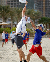 WCBU 2015 Tues Open Master, USA vs FRN