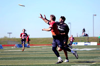 Saturday - Mixed Semifinals - 2013 USAU National Championships