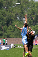 Saturday Open division action from 2012 College Nationals