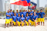 Philippines Open Team Photo - WCBU 2015
