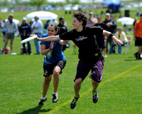 Friday 10:30am round -- 2011 USAU College Championships