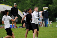 Girls 10:30am Sunday Round (Qtrs) -- 2011 HS Easterns