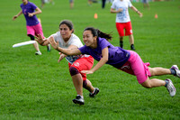 Saturday - Womens Round 1 - 2016 USAU Northeast Regionals