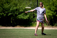 Spring Ultimate League -- 2014