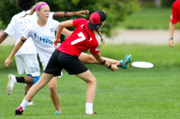 Mixed - Friday - 2016 USAU Youth Club Championships