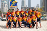 Currier Island Mixed Masters Team Photo - WCBU 2015